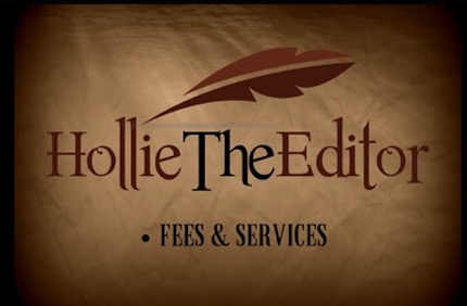Editing service fees